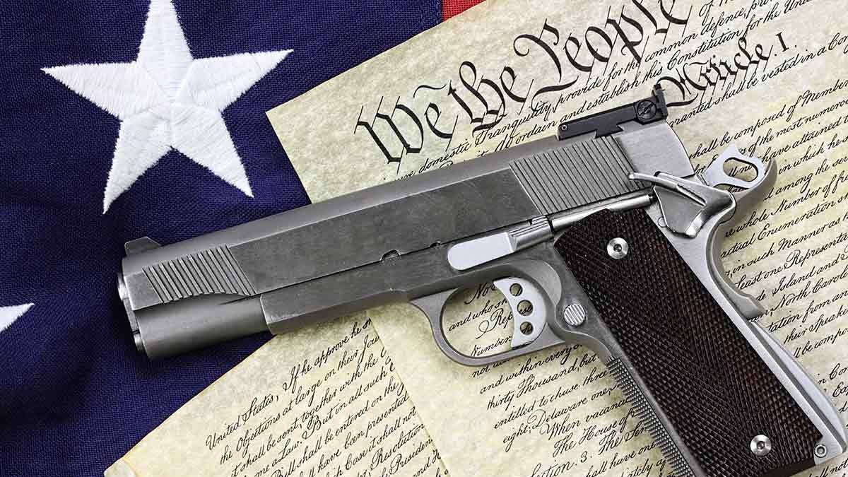 second amendment strike